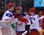 Молодежная сборная Российской Федерации  вышла вполуфинал чемпионата мира похоккею