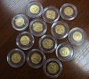 Кемеровчанин похитил коллекцию золотых монет «Георгий Победоносец»