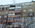 ВКемерове вдесятиэтажке наТухачевского полыхает квартира