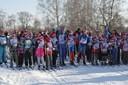 В «Лыжне России» участвовали неменее 16 тыс. кузбассовцев