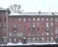 Под тяжестью снега вНовокузнецке рухнула кровля пятиэтажного дома