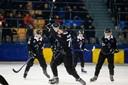 «Кузбасс» дома переиграл «Сибсельмаш» вматче чемпионата Российской Федерации похоккею смячом