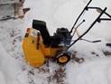 Кузбасский бомж похитил три снегоуборочные машины