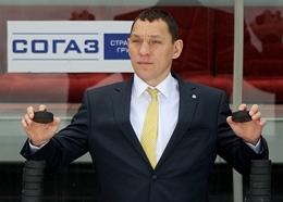 НовокузнецкийХК «Металлург» сменил основного тренера