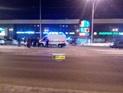 18-летняя кемеровчанка угодила под колёса «Лады» напротивТЦ «Радуга»