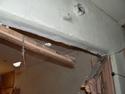 ВКузбассе женщина избила прежнего супруга дверным косяком