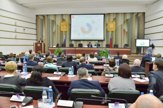 Недостаток бюджета Кузбасса загод уменьшился вдвое