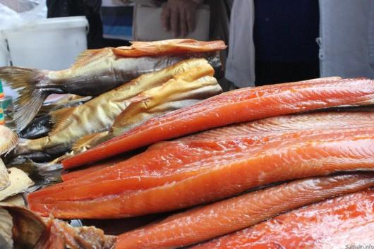 Наярмарке вКемерово продадут рыбу изБурятии