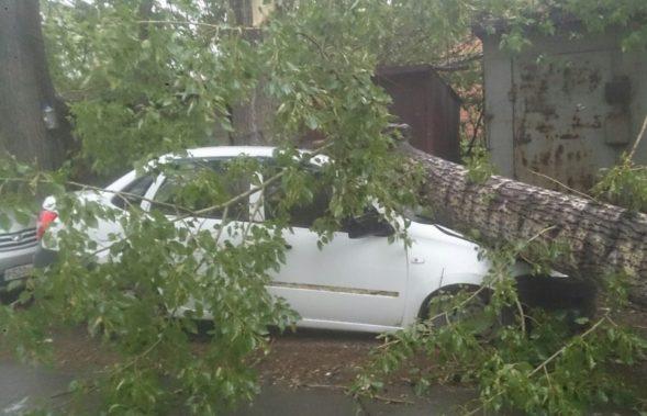 ВКемерово подсчитали убытки отразрушительного урагана 1июня