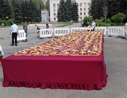 После обучения в«Сколково» руководство Осинников решило провести фестиваль вишни