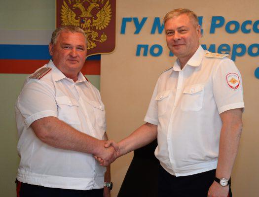 ВКузбассе милиция подписала соглашение сказаками