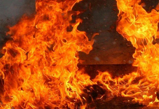 ВКемерове завыходные сгорели Ауди и«ВАЗ»
