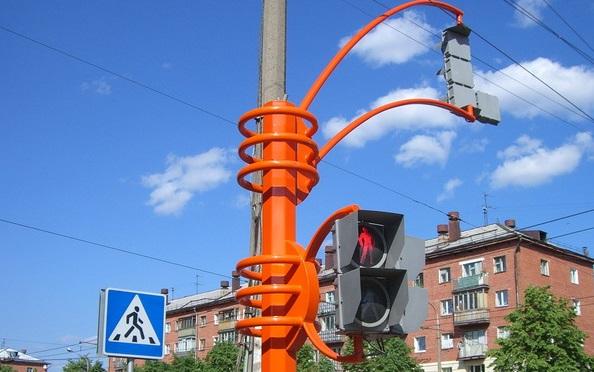 Вобластной столице появятся новые светофоры