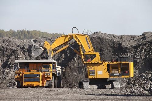 ВКузбассе нашахте «Распадская-Коксовая» запустили участок открытых горных работ