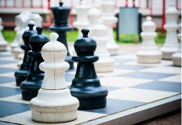 ВНовокузнецке открыли Аллею шахмат
