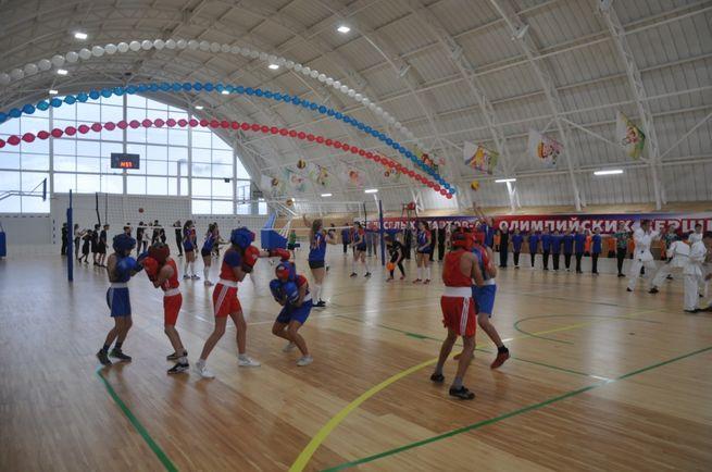 ВПрокопьевском районе открыли спортзал за52 млн руб.