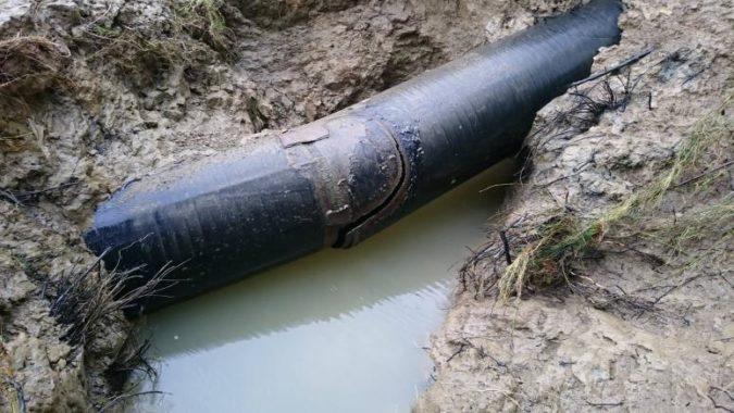 ВНовокузнецке из-за аварии надороге может снизиться напор воды