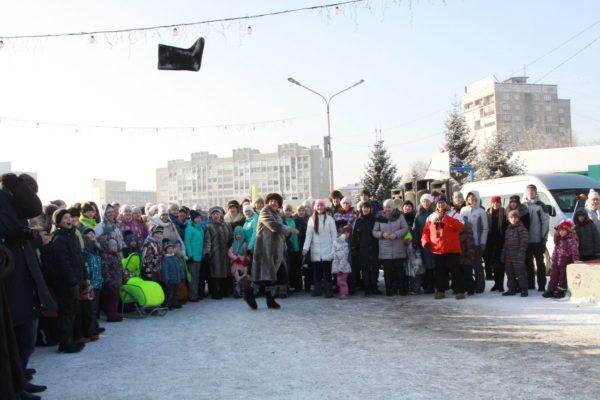 Всубботу вНовокузнецке пройдёт большой зимний праздник