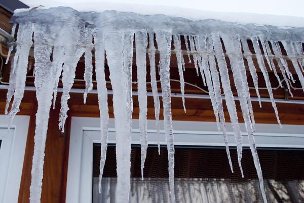 Сосулька упала скрыши дома наголову 6-летнего ребенка— Новокузнецк