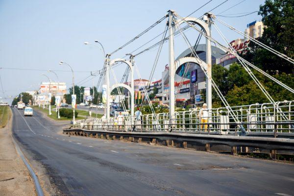Участок проспекта Ленина вКемерове починят после жалобы блогера главе региона