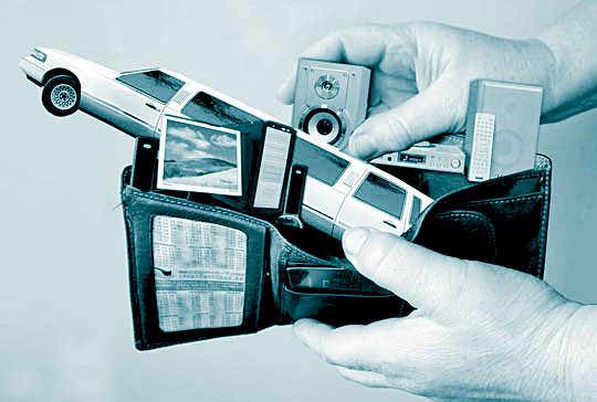 Кузбассовцы стали реже брать потребительские кредиты, однако  сумма займов подросла