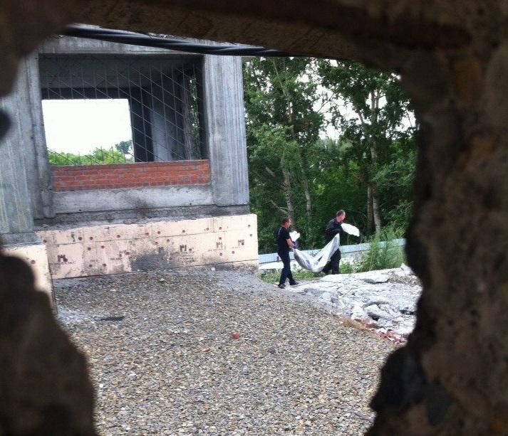 """На стройке вблизи кемеровского ТРК """"Променад 3"""" нашли труп женщины"""