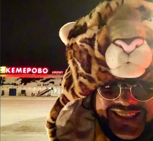 Филипп Киркоров выложил в Instagram видео с концерта в Кемерове