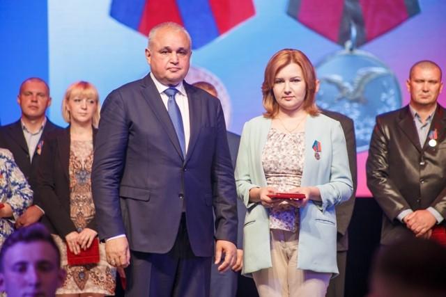 Мемориальная плита, увековечившая имена металлургов, открыта в Новокузнецке