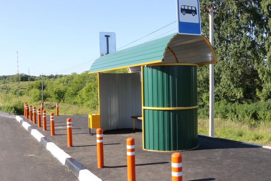 Завершился ремонт участка трассы, соединяющей города Кемерово и Тайга
