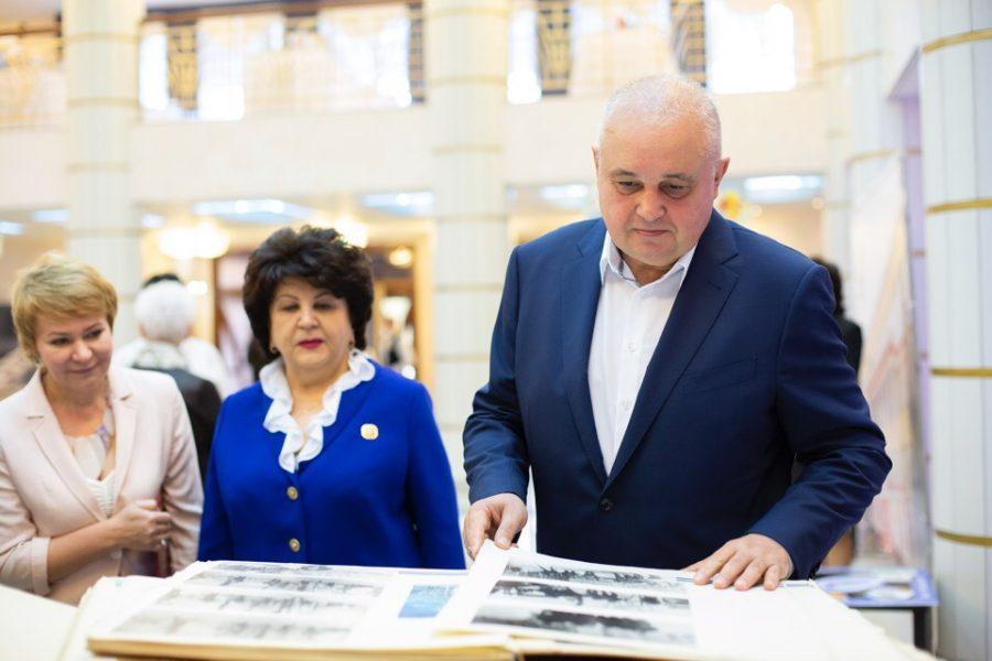 Кемеровская гимназия №1 отмечает свое 110-летие