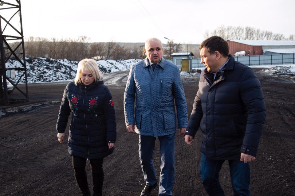 Прокуратура проверит углепогрузочную станцию в Новокузнецке