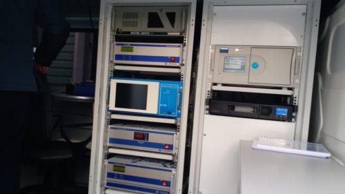 Передвижная лаборатория для контроля качества воздуха будет работать в Новокузнецке