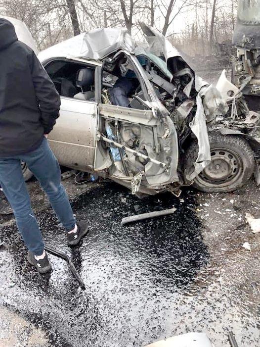 ДТП в Киселёвске: три человека погибли