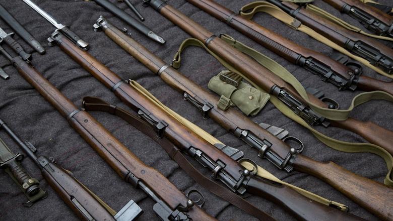 В Кузбассе сотрудники ФСБ ликвидировалинезаконные оружейные мастерские