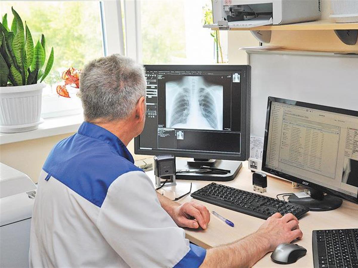 Сколько человек болеет туберкулёзом в Кузбассе, рассказали медики