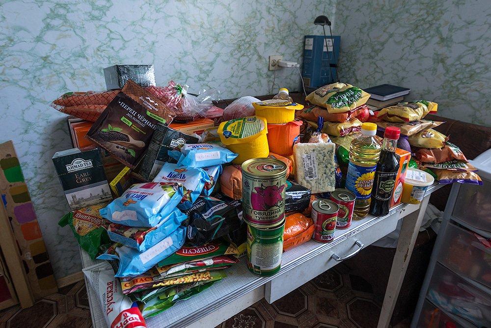 Перечень необходимых продуктов, которые желательно иметь в доме на случай, если будет объявлена эпидемия коронавируса
