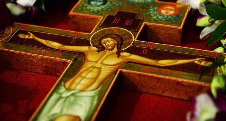 Когда начинается крестопоклонная неделя у православных христиан в 2020 году