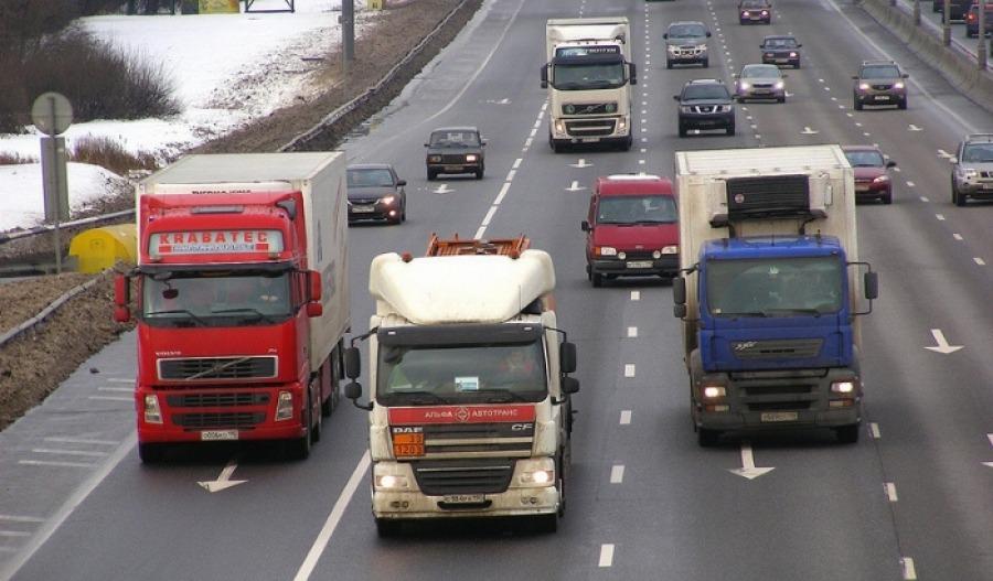 Новые правила транзита транспорта между городами и областями России