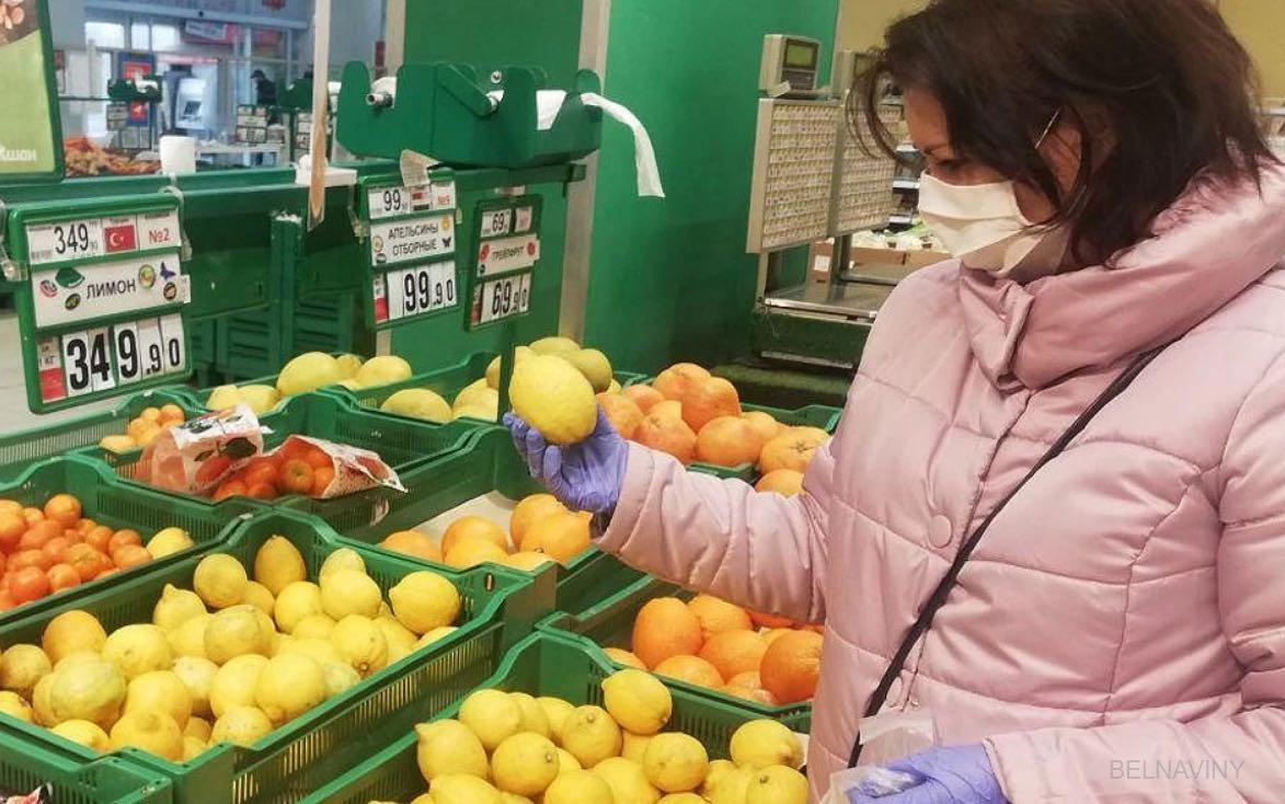 Пандемия в России отразилась на росте цен на имбирь и лимоны