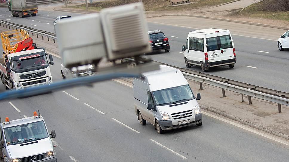 За езду без пропуска начали выписывать штрафы с камер видеонаблюдения с 22 апреля 2020 года в России