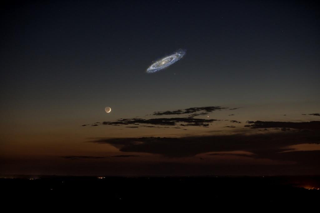 Опасный астероид приблизится к Земле в конце апреля: над каким регионом пролетит