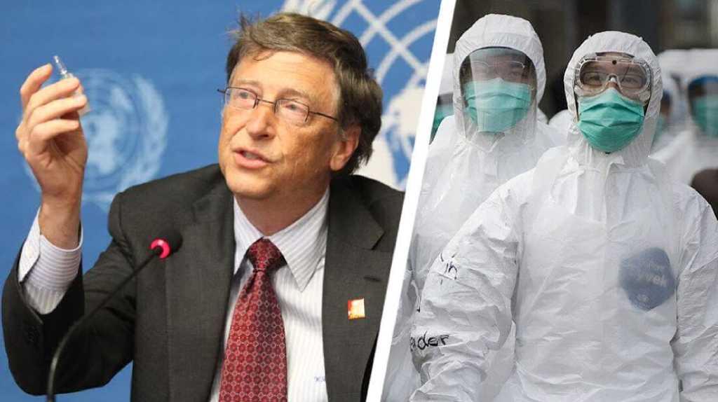 Массовое чипирование людей из-за коронавируса в 2020 году: след Била Гейтса