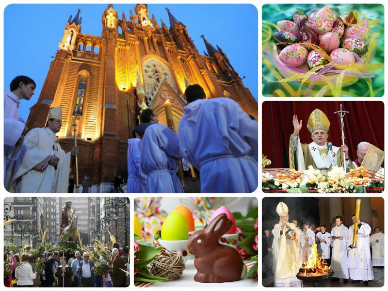Католики переносят празднование Пасхи с апреля на следующий месяц в 2020