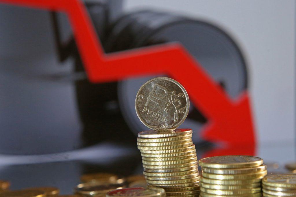 Центробанк России может в апреле понизить ключевую ставку
