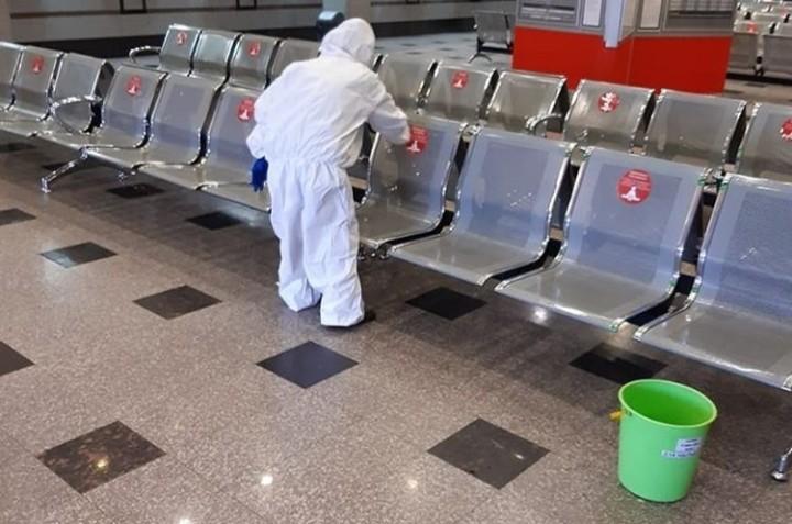 В Новокузнецке аэропорт временно остановит свою работу