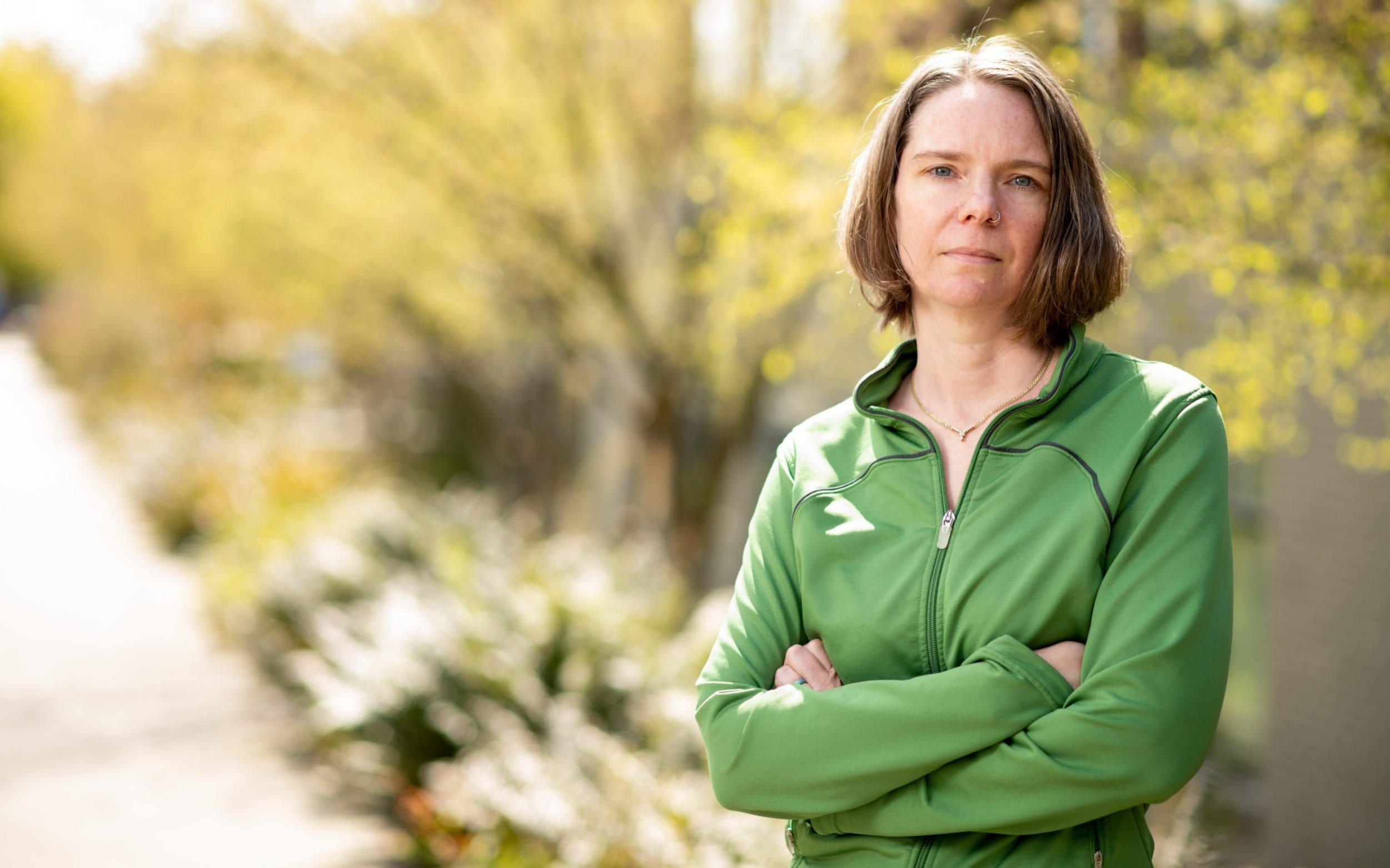 Волонтерка из Сиэтла первой в мире получила вакцину от коронавируса COVID-19