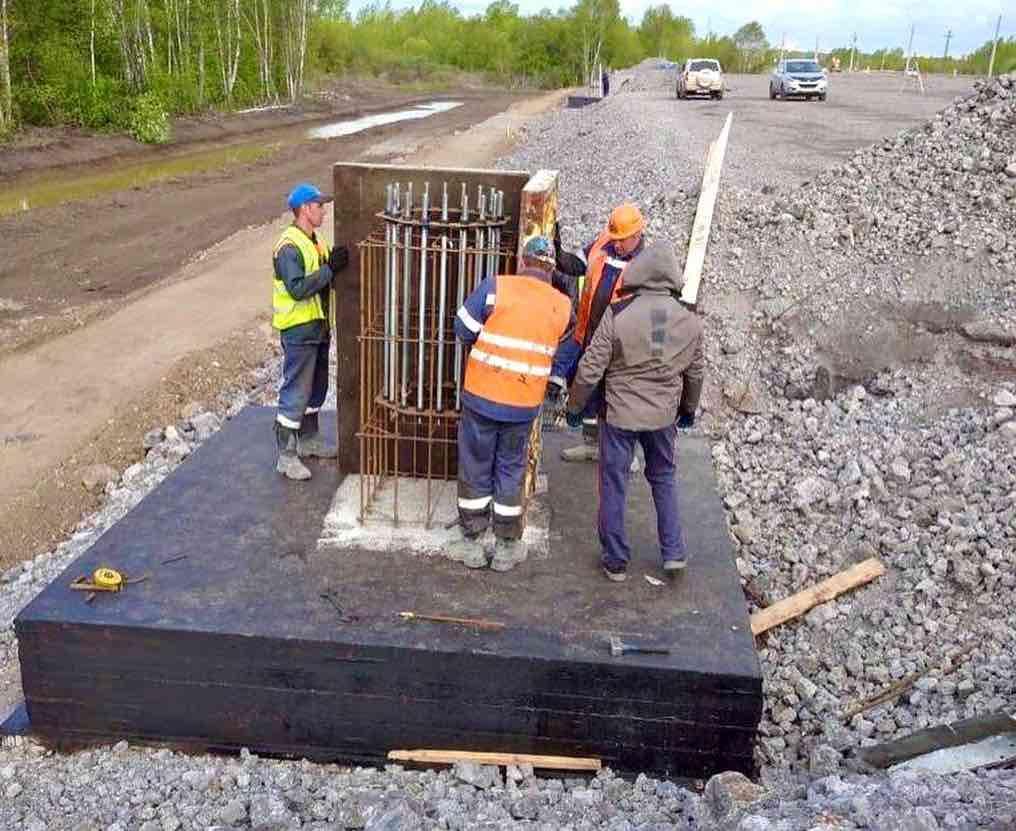 Мэр Новокузнецка рассказал о ремонте Бызовского шоссе
