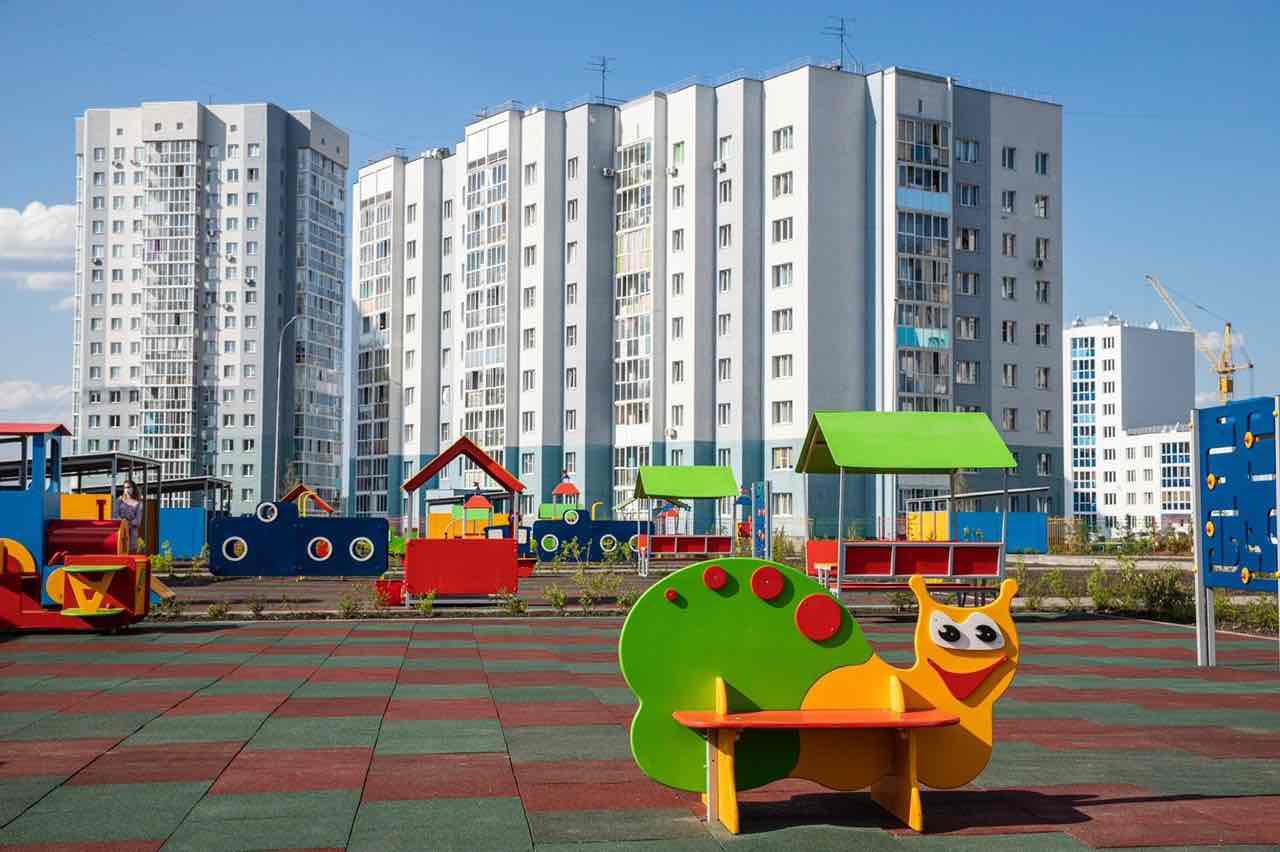Новый детский садик с бассейном открыли в Кемерове