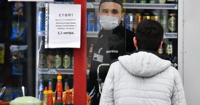Запрет на продажу алкоголя с 1 мая по 10 мая 2020 введен в нескольких регионах России