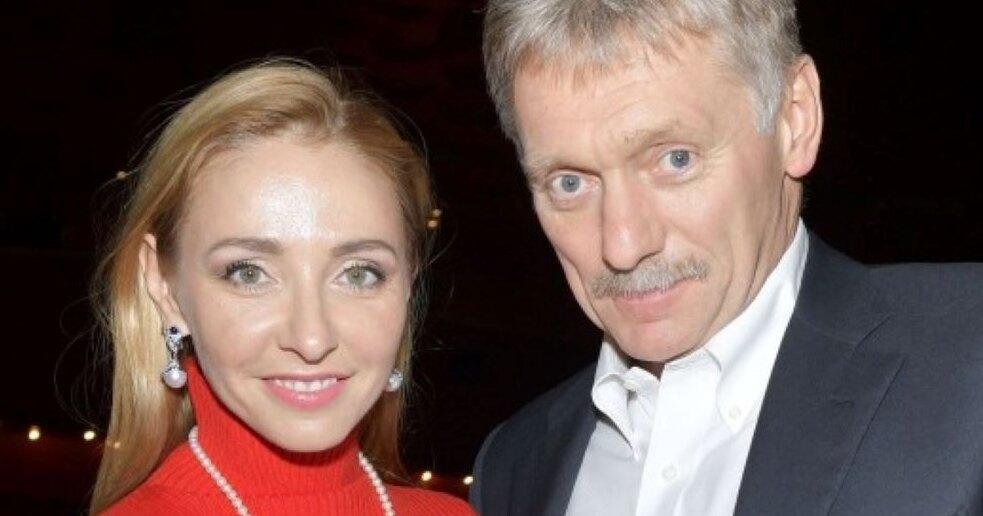 Татьяна Навка рассказала о состоянии Дмитрия Пескова и предположила, где он мог заразиться